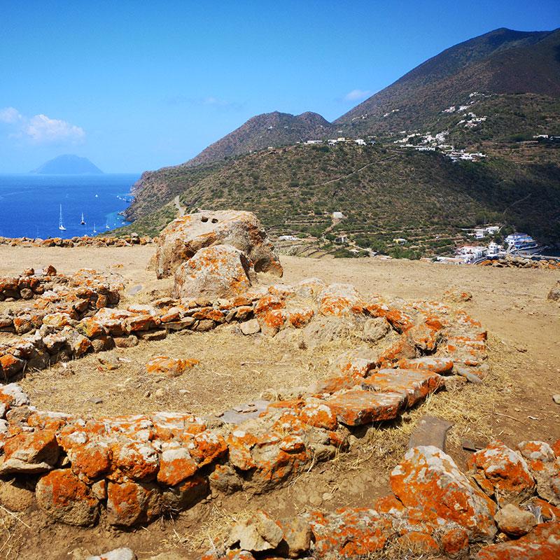 Villaggio peistorico Capo Graziano
