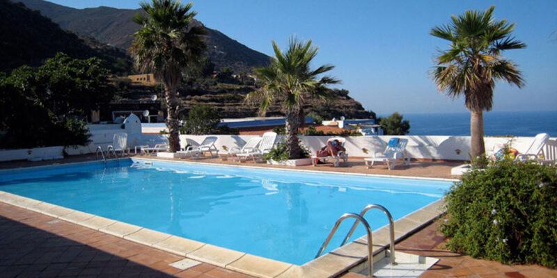 Hotel La Canna, Isola di Filicudi